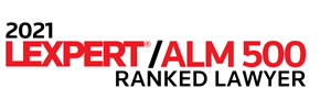 Lexpert ALM Ranked Lawyer 2021