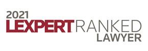 Lexpert Ranked Lawyer 2021