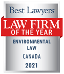 Willms & Shier - Law Firm of the Year Badge - 2021